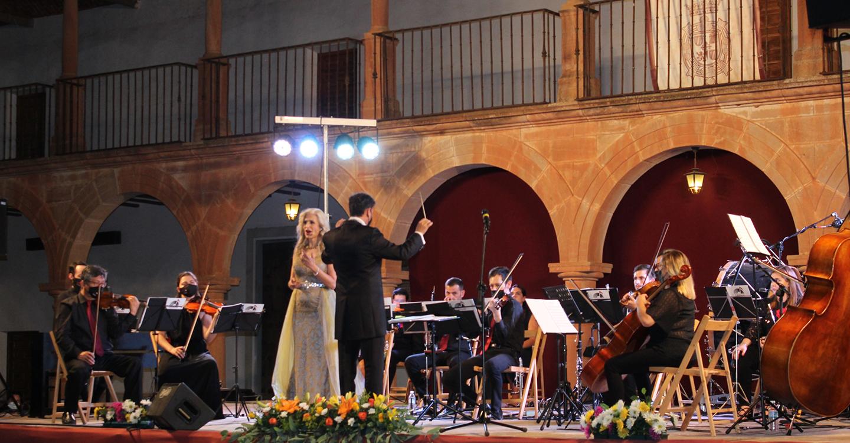 La OFMAN y la Gala Lírica de Ópera y Zarzuela clausuran el ciclo de conciertos Infantes_Música