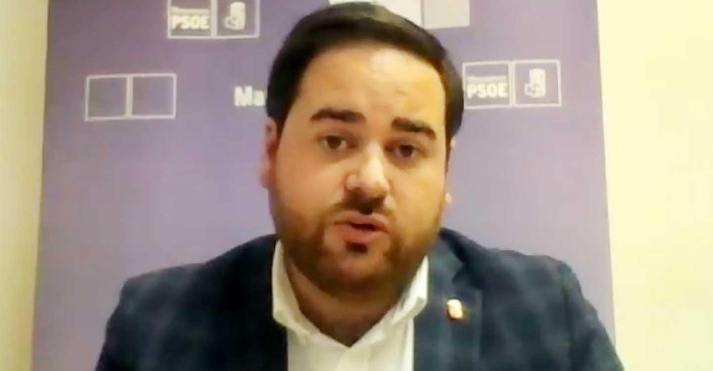 """Pablo Camacho: """"Desde el PSOE aplaudimos el plan de vacunación de Castilla-La Mancha y la administración del 100% de las dosis recibidas"""""""