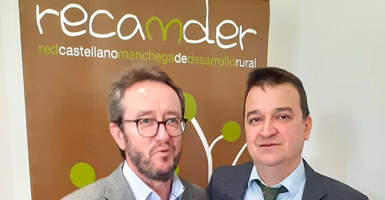 Pablo Toledano lleva la voz y el voto del Valle de Alcudia y Sierra Madrona a la Junta Directiva de RECAMDER