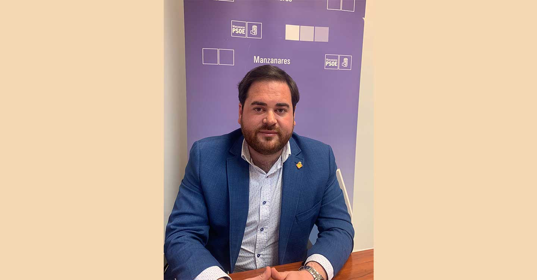 """Pablo Camacho: """"Pedimos prudencia y solidaridad, en C-LM se gobierna atendiendo a criterios sanitarios que salvan vidas"""""""