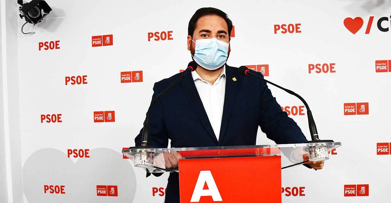 """Pablo Camacho: """"El Gobierno de Page trabaja cada día para garantizar una educación pública de calidad, inclusiva y equitativa"""""""