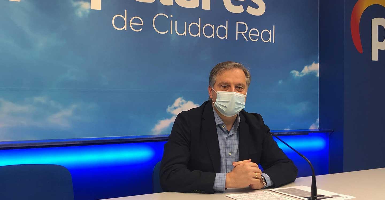 Cañizares pide a Page que los senadores por CLM defiendan los intereses de su tierra y voten en contra de la Ley Celaá