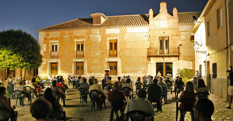 Aldea del Rey acoge 'Palabras al campo' en su recital 'Poesía en Palacio' que se celebrará en el Palacio de la Clavería el próximo sábado