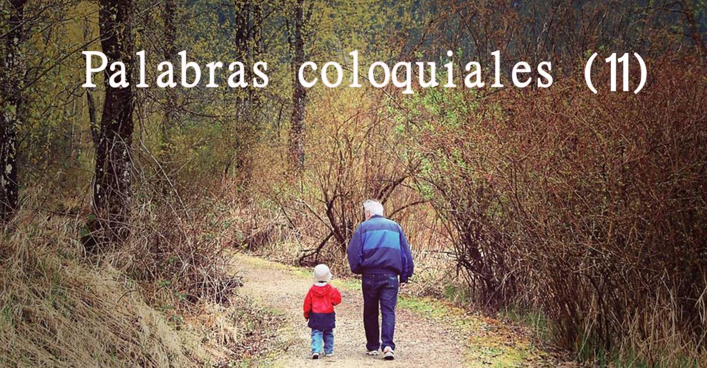 Palabras coloquiales (11)