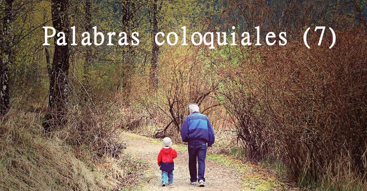 Palabras coloquiales (7)