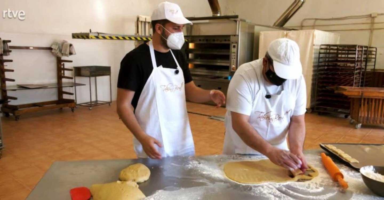 La gastronomía de Corral de Calatrava, de nuevo en TVE, en esta ocasión con el pan de picos