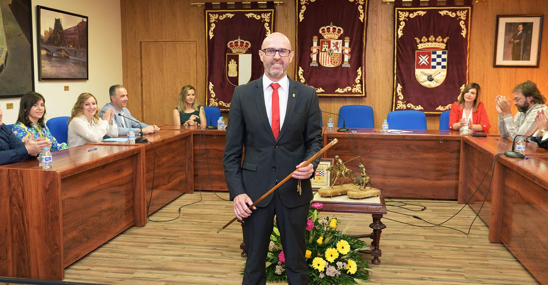 Pedro Ángel Jiménez Carretón, reelegido alcalde de Argamasilla De Alba