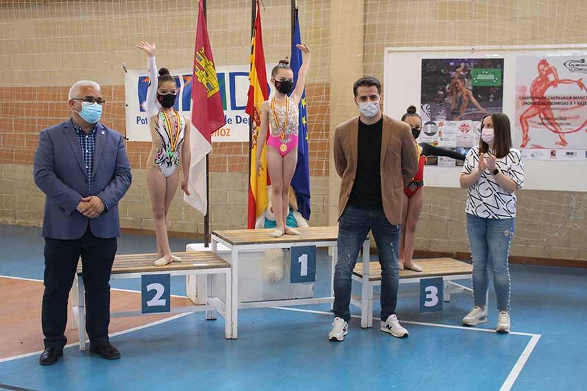 Pedro Muñoz, sede regional de gimnasia rítmica