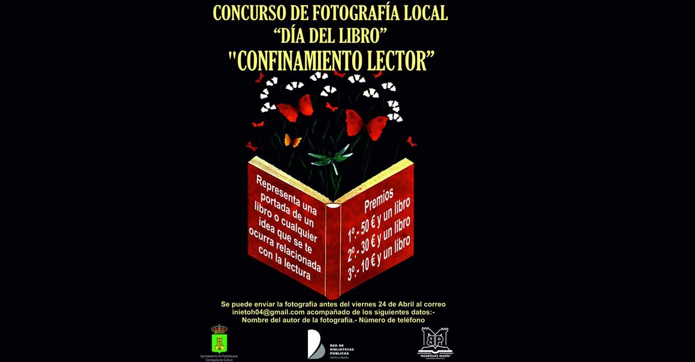 Piedrabuena celebrará el Día del Libro en cuarentena por el COVID 19