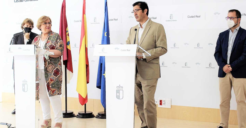 """El Plan de Empleo 2021 supondrá la creación de casi 3.700 puestos de trabajo y una inversión """"histórica"""" de 34 millones de euros en la provincia de Ciudad Real"""
