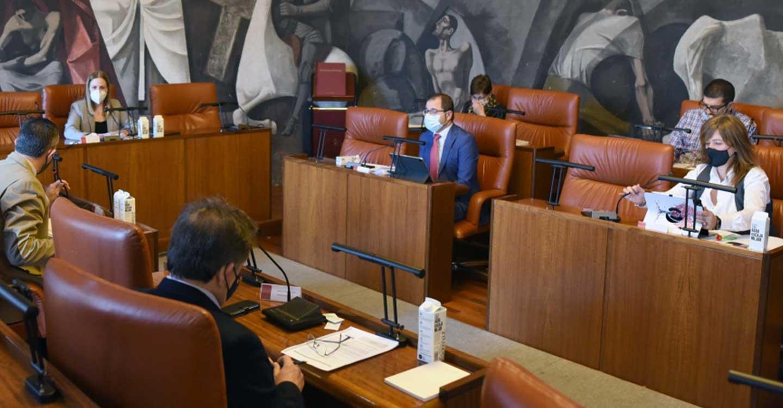 El Pleno de la Diputación de Ciudad Real da el visto bueno al convenio del Plan de Sostenibilidad Turística en el entorno de Cabañeros por importe de 1'8 millones