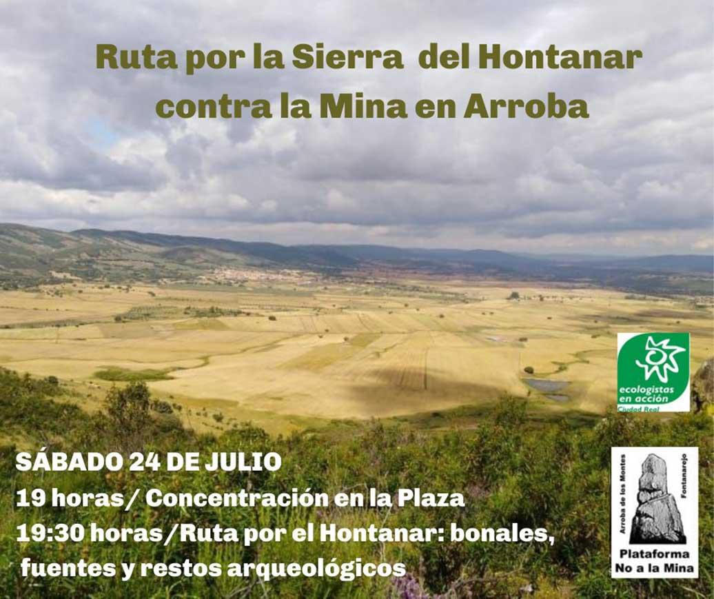 La plataforma contra las minas de Arroba y Fontanarejo presenta estudios y convoca concentración y ruta reivindicativa