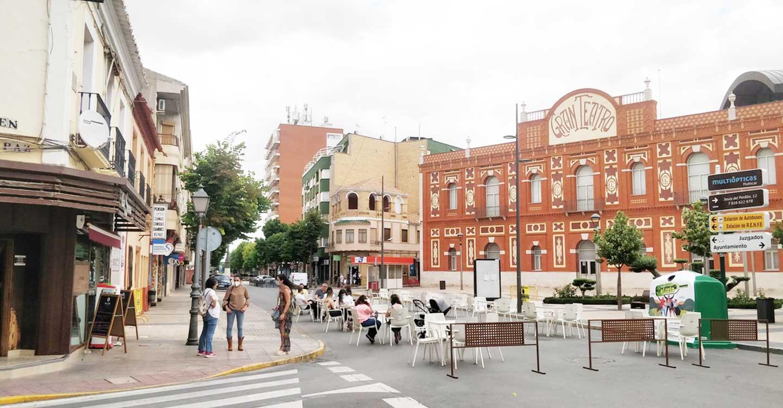 Se amplía el horario de las terrazas para apoyar a la hostelería de Manzanares