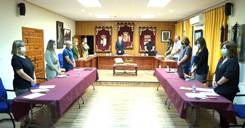 La Corporación Municipal del Ayuntamiento de Argamasilla de Alba aprueba por unanimidad una declaración institucional de apoyo al sistema sanitario