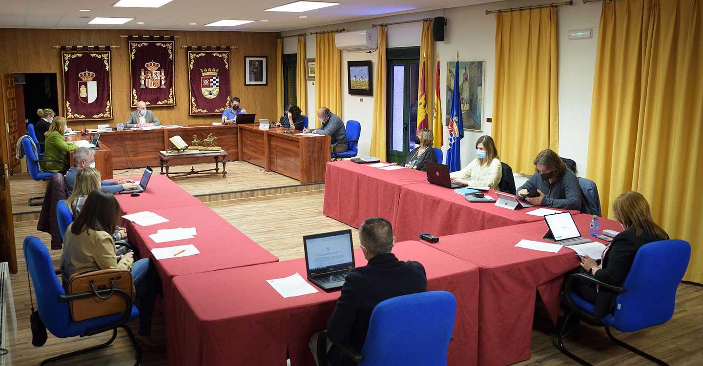El pleno en el Ayuntamiento de Argamasilla de Alba aprueba la ordenanza reguladora del precio para el comedor escolar