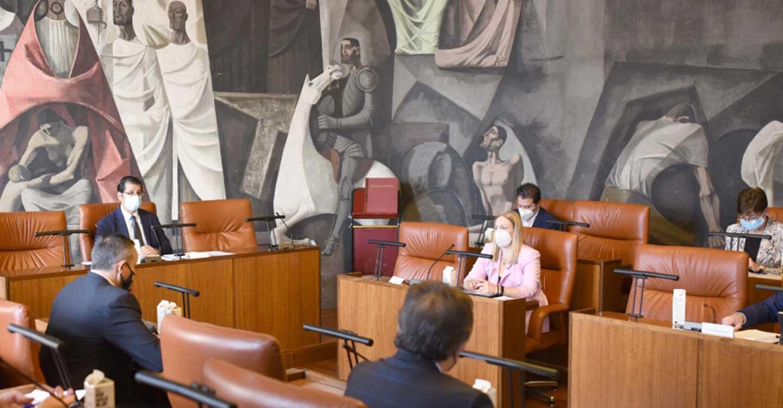 El Pleno celebrado en la Diputación de Ciudad Real  ratifica el acuerdo de la Comisión Mixta para transferir el hospital psiquiátrico a la Junta y aprueba la cesión gratuita del recinto