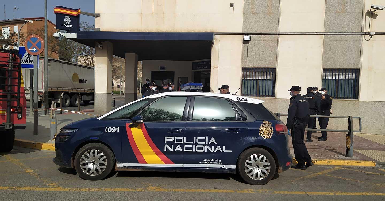 La Policía Nacional detiene en Ciudad Real a un delincuente especializado en robos con fuerza en establecimientos