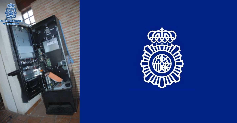 La Policía Nacional detiene al autor de seis robos con fuerza en bares de Alcázar de San Juan (Ciudad Real)