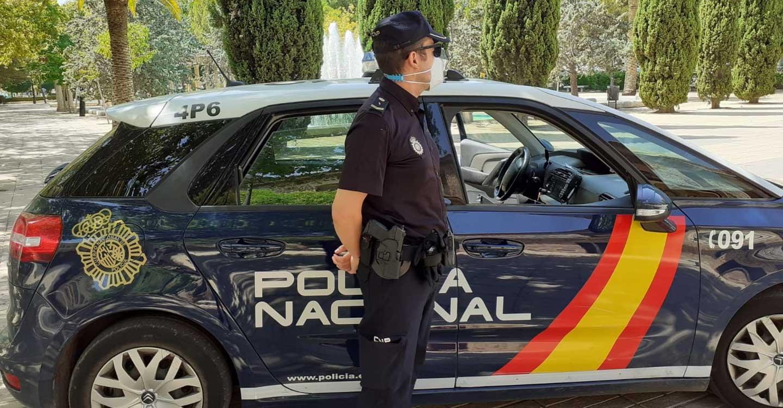 Un Policía Nacional libre de servicio evita un robo con violencia contra un octogenario en plena via pública de Puertollano