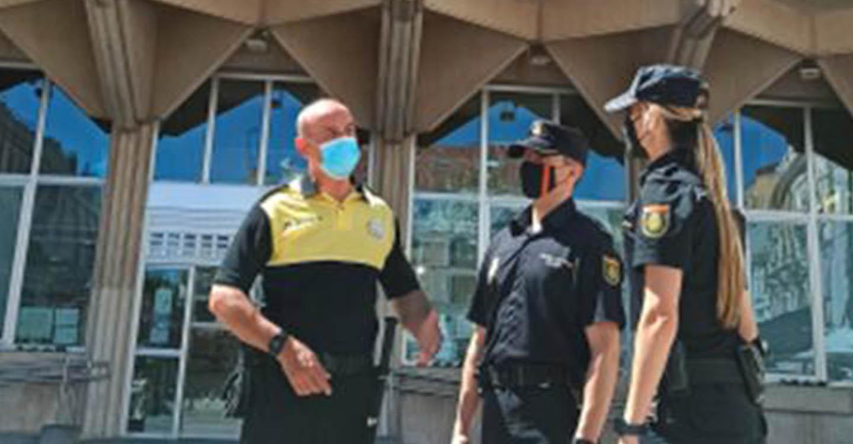 La Policía Nacional refuerza sus lazos de colaboración con los vigilantes de seguridad privada de Ciudad Real