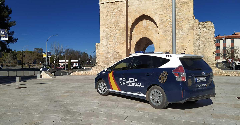 La Policía Nacional detiene al autor de tres robos cometidos en dos gasolineras y un establecimiento de alimentación de Ciudad Real