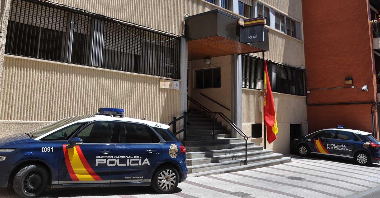 Policía Nacional detiene a un individuo muy activo en el robo de domicilios de Puertollano