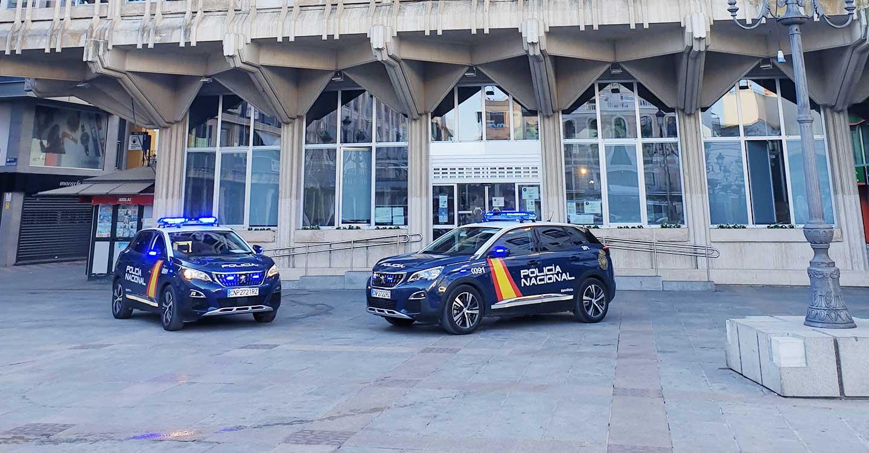 La Policía Nacional detiene in fraganti a los autores de cuatro robos con fuerza en establecimientos de Ciudad Real