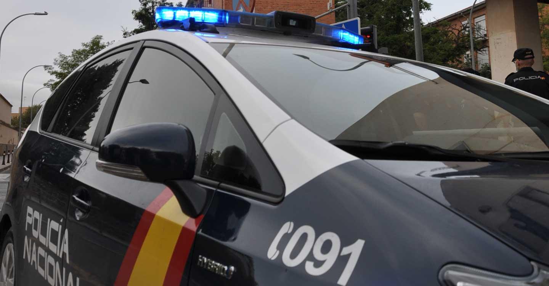 La Policía Nacional detiene in fraganti al autor de un robo con fuerza en un bar de Ciudad Real