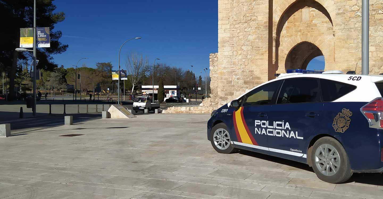 La Policía Nacional detiene a tres personas por cometer robos con fuerza en dos hospitales de Ciudad Real