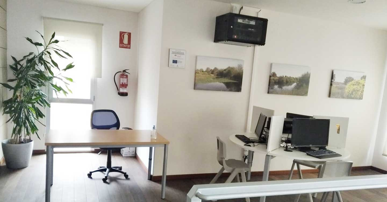 Porzuna amplía sus Puntos de Inclusión Digital e instala uno en el Centro de Servicios Sociales