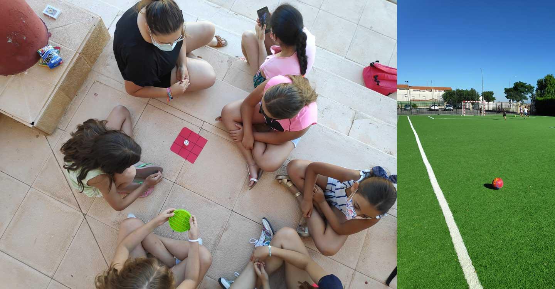 Más de 160 niños asisten este año a la Ludoteca Municipal de Verano en Porzuna