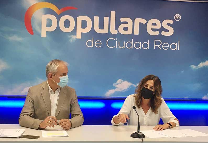 Romero y Callejas van a presentar una iniciativa en el Congreso de los Diputados para salvar las Tablas de Daimiel ante el abandono de los gobiernos socialistas