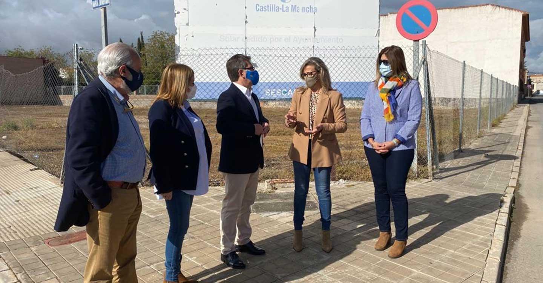 El PP de Castilla-La Mancha exigirá en las Cortes que el nuevo Centro de Salud de Manzanares sea una realidad, tras más de 12 años de promesas socialistas incumplidas