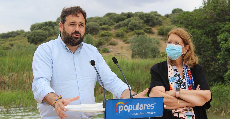 """Núñez destaca que la apuesta del PP por el Medio Ambiente es firme y decidida: """"Es una oportunidad inigualable para generar riqueza, empleo y oportunidades en nuestros pueblos"""""""