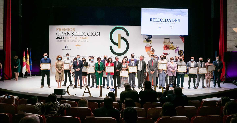 """Castilla-La Mancha celebra la """"fiesta de la alimentación"""" revindicando el trabajo de todo un sector que impulsa el desarrollo en el medio rural"""