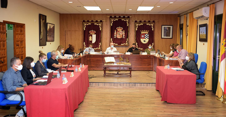 El Pleno aprueba la solicitud de un préstamo por más de 700 mil euros a la Diputación Provincial