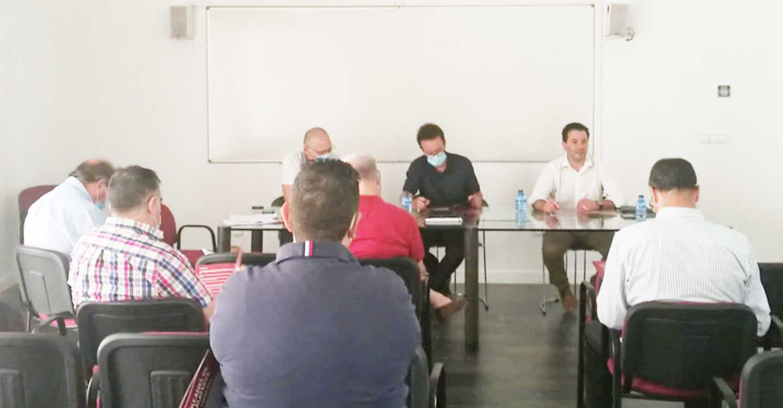 """Los ayuntamientos y grupos de acción local del Valle de Alcudia y Sierra Madrona muestran gran interés por formar parte del """"Proyecto Geoparque Volcanes de Calatrava. Ciudad Real"""""""