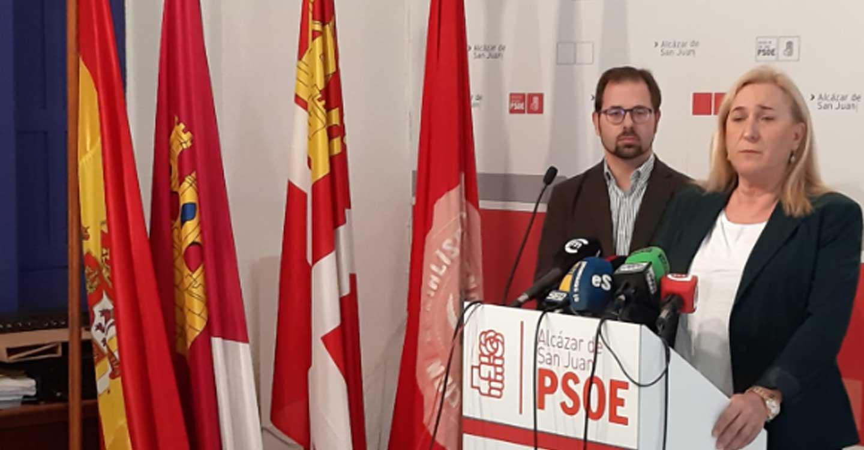 """El PSOE de Alcázar de San Juan anima a sus vecinos a confiar en Pedro Sánchez """"como la única opción de desbloquear el gobierno"""""""
