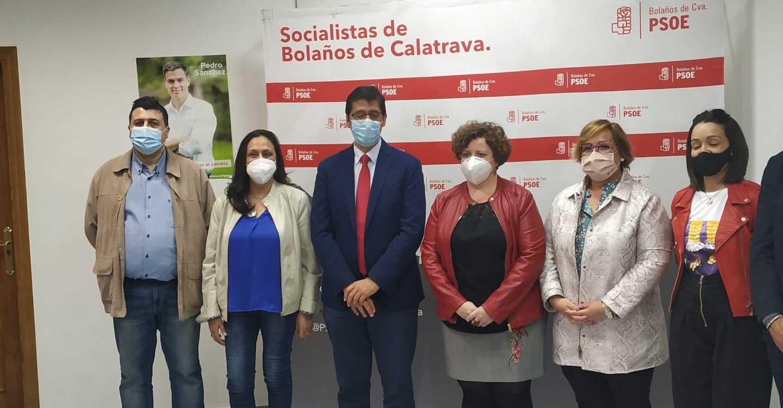 Page y Caballero ponen 1 millón de euros a disposición de los desempleados de Bolaños