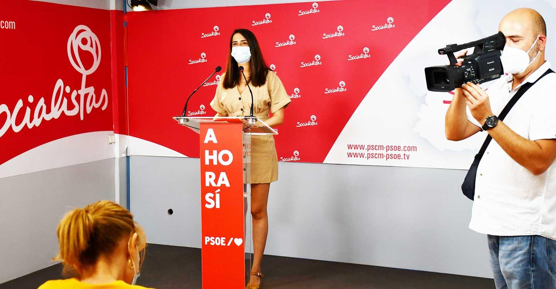 El PSOE de Ciudad Real celebra la puesta en marcha del Fondo de Reactivación Económica por el equipo de Gobierno de Pilar Zamora