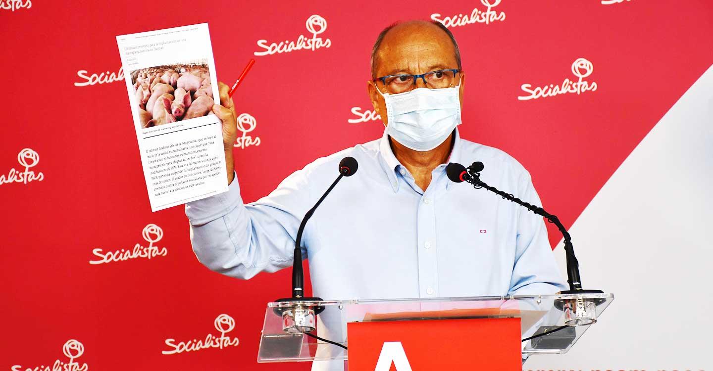 El grupo socialista de Daimiel se alegra de que, aunque tarde, su solución de modificar el POM para evitar la instalación de la macrogranja vaya a llevarse a cabo