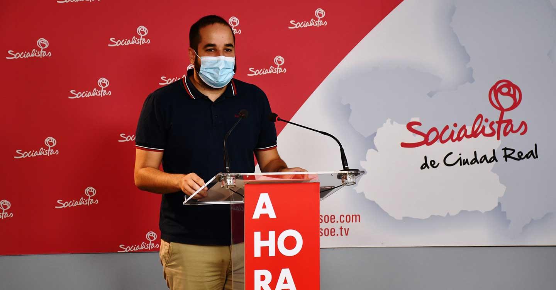 El PSOE destaca que dos tercios de las personas acogidas a un ERTE en la provincia de Ciudad Real se han incorporado a sus trabajos