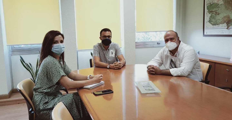El grupo socialista de Granátula lanza un mensaje de tranquilidad sobre la situación del volcán Cerro Gordo, para el que se está estudiando una mejor gestión