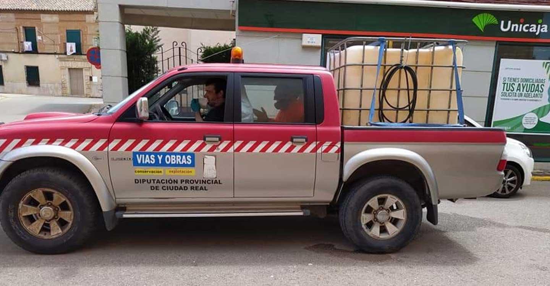 """El PSOE de Granátula de Calatrava valora la respuesta """"solidaria"""" de las instituciones públicas en la localidad durante la pandemia"""