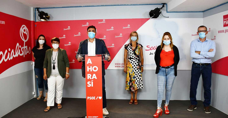 El grupo socialista de Malagón vota a favor de la adhesión de la localidad al Proyecto del Geoparque `Volcanes de Calatrava´