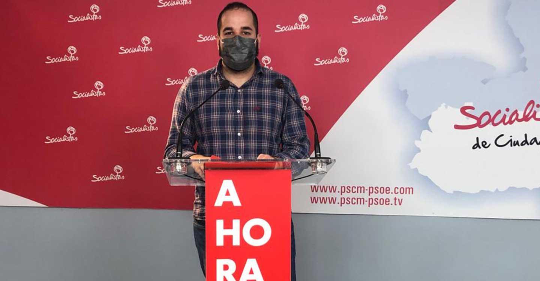 """El PSOE pide a Núñez que se centre en la pandemia y en aprobar los PGE, en lugar de estar """"en absoluta sintonía con las desastrosas ideas de la señora Díaz Ayuso"""""""