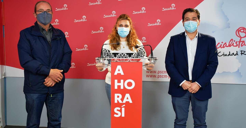 """El grupo socialista de Pozuelo de Calatrava lamenta que en medio de la pandemia, """"Julián Triguero deje con servicios mínimos la Ayuda a Domicilio"""""""