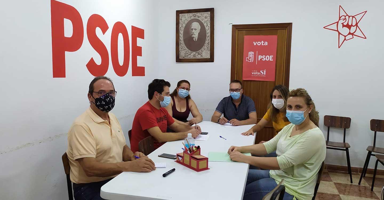 El grupo socialista de Pozuelo de Cva solicita la celebración de una Junta de Seguridad Ciudadana que garantice la presencia nocturna de la Policía Local