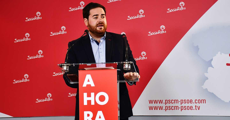 """El PSOE pide al PP que explique en Socuéllamos la realidad """"sobre sus enmiendas para construir carreteras y autovías a precios low cost"""""""