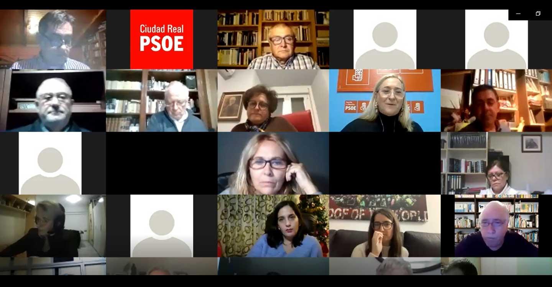 El PSOE provincial de Ciudad Real acerca a sus militantes y simpatizantes las claves de la reforma de la LOMLOE